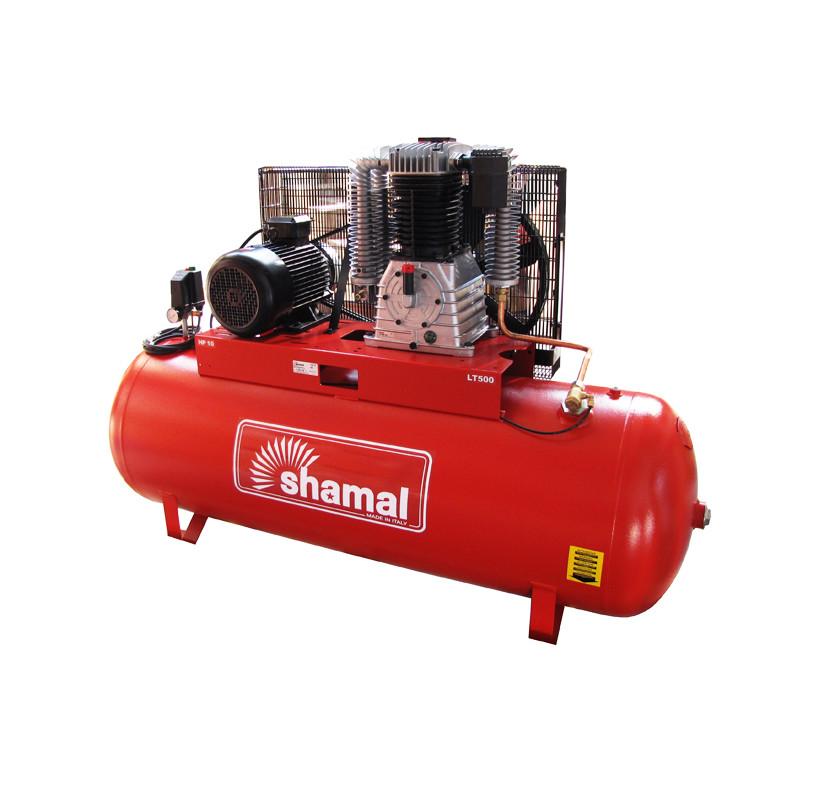 Sprężarka tłokowa kompresor Shamal CT 750/500 K28 4kW 400V