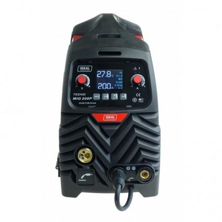 TECNO MIG 200 PULSE LCD - 1