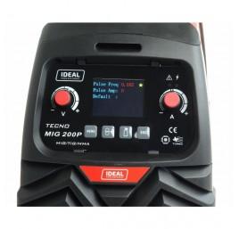 TECNO MIG 200 PULSE LCD - 2