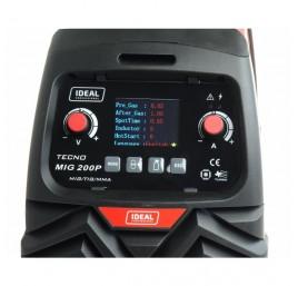 TECNO MIG 200 PULSE LCD - 3