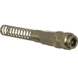 Szybkozłącze GAV + sprężyna 10x6,5mm