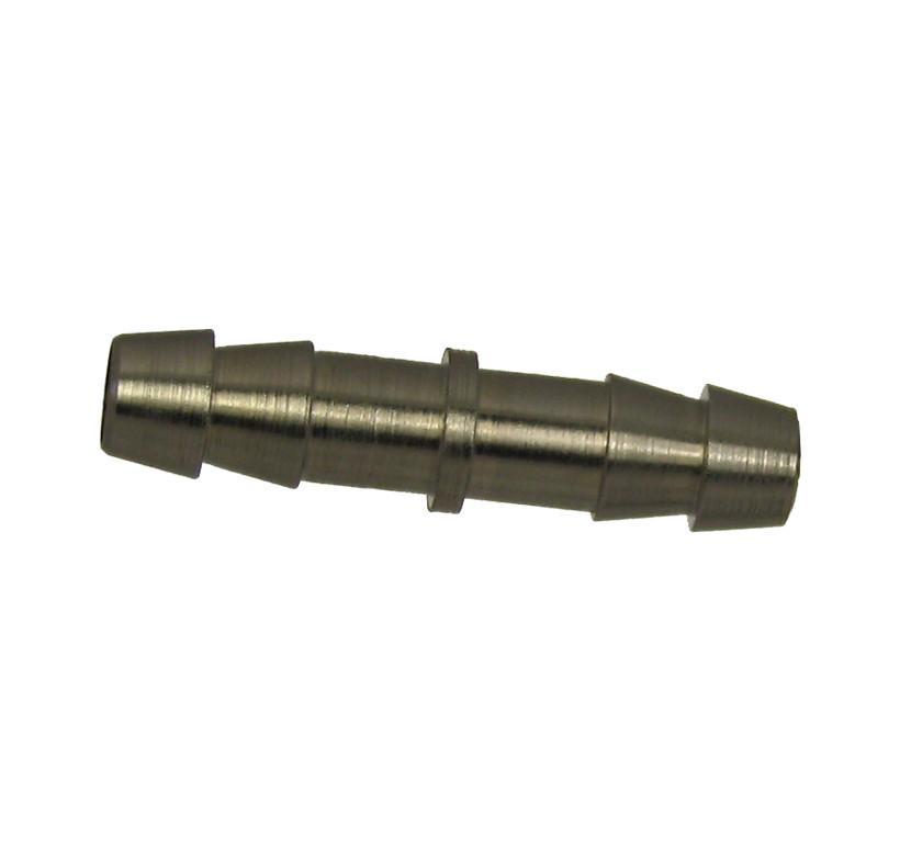 Łącznik węża  6mm metalowy
