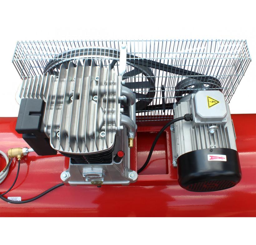 Sprężarka tłokowa kompresor Profi Kompressoren PK1650 827/500/7.5 5.5kW/400V