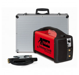 Spawarka MMA Telwin TECHNOLOGY 216 HD +ACX+walizka aluminium - 1