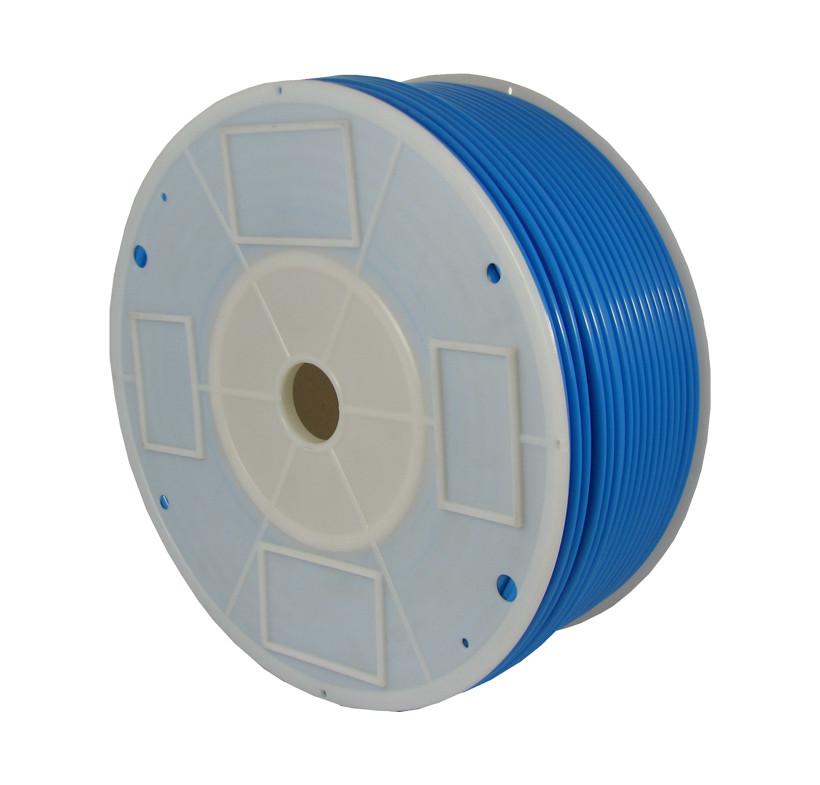 Wąż poliuretanowy przewód 100m BE 8x5mm niebieski