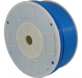Wąż poliuretanowy przewód 100m BE 10x6.5mm niebieski