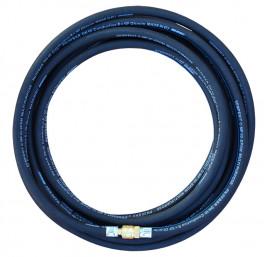 Wąż elektrostatyczny uzbrojony  8x15 -10m