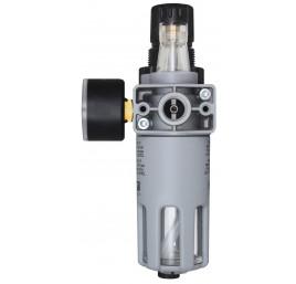 Reduktor + filtr + naolejacz 1/4' GAV