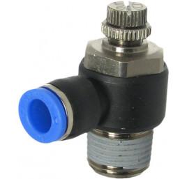 SC1200- 6-3/8 zawór dławiąco-zwrotny