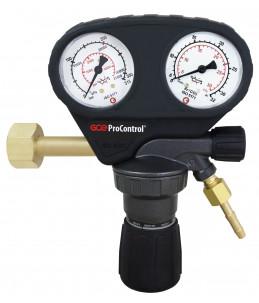 GCE PROCONTROL REDUKTOR AR/CO2 2 X ZEGAR