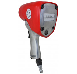 Klucz udarowy 1/2' FC 320 Nm + kątowy 69 Nm+ nasadki