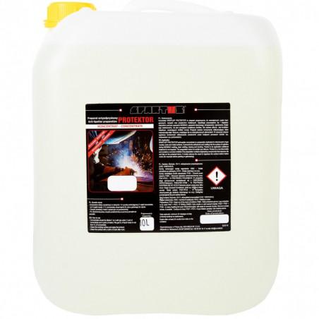 Koncentrat antyodpryskowy PROTECTOR 10l