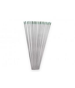 Elektroda wolframowa (WP zielona) 6.4 × 175 mm