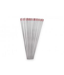 Elektroda wolframowa (WTh20 czerwona) 2.4 × 175 mm