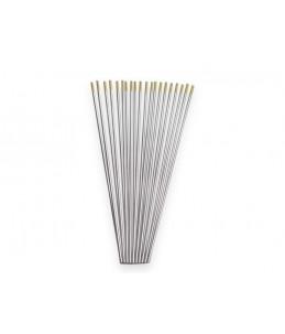 Elektroda wolframowa (WLa15 złota) 2.0 × 175 mm