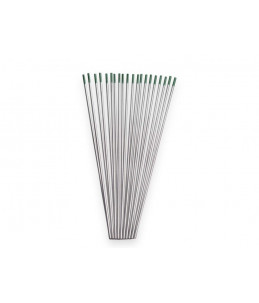 Elektroda wolframowa (WP zielona) - 1.6 × 175 mm