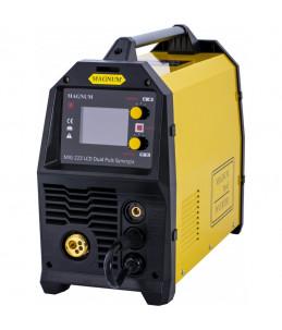 PÓŁAUTOMAT INWERTER MIG 223 DUAL PULS LCD 200A MB24/3NT (MMAR) MAGNUM - 1