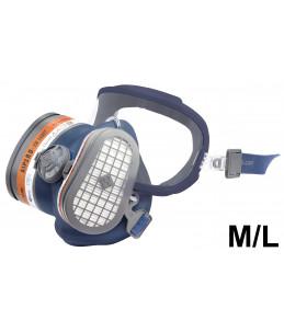 ELIPSE INTEGRA Maska A1P3 RD M/L lakiern