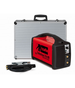 TECHNOLOGY 216 HD +ACX+walizka aluminium