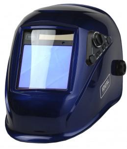 Przyłbica aut. APS-X58E BLUE niebieska, TC 1/1/1/1