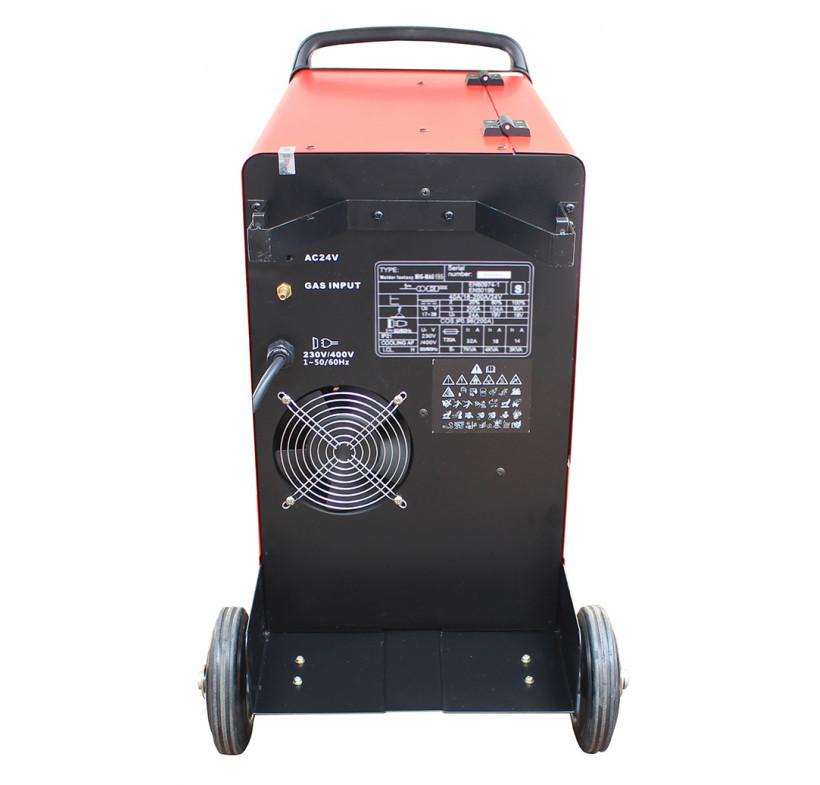 Półautomat spawalniczy transformatorowy Grin 195 MIG/180A Welder Fantasy