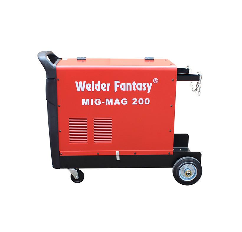 Półautomat spawalniczy transformatorowy Grin 200 MIG/200A 4x4 Welder Fantasy