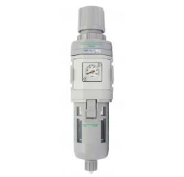 CKD W3000-10G-F1 Filtr+reduktor 5um 3/8' automatyczny spust