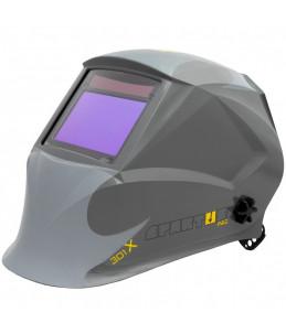 Przyłbica SPARTUS® Pro 301X (szara)
