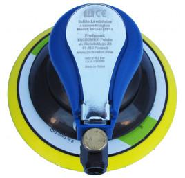 Pneumatyczna szlifierka orbitalna 150mm 5mm z odciągiem niebieska
