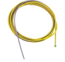 Wkład prowadnik drutu 1.2-1.6--3.0m żółty