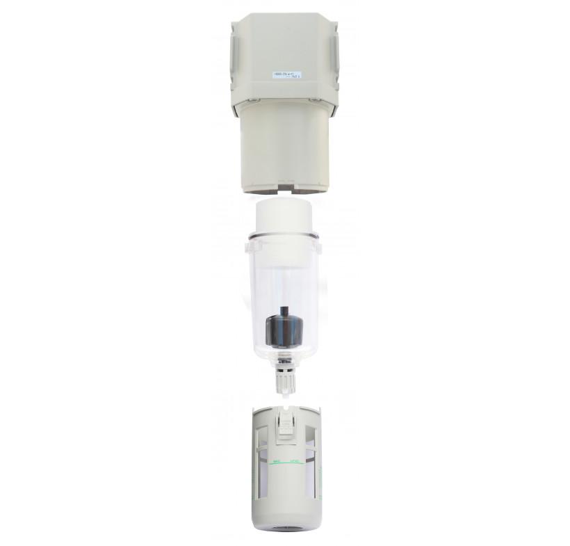 CKD  F8000-20G-F1 filtr 3/4' woda automatyczny spust