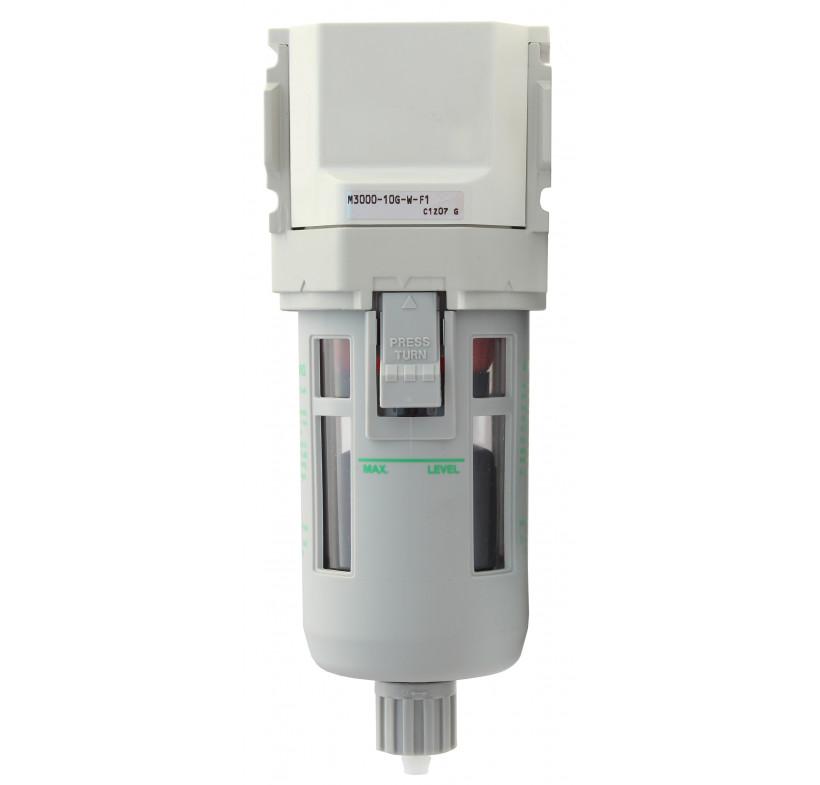 CKD  M3000-10G-F1 filtr 3/8' olej automatyczny spust