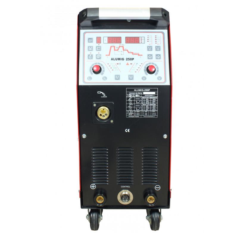 MIG BI-PULSE -250-230V/50HZ