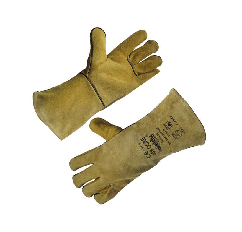 Rękawice JUBA 408 OCRE