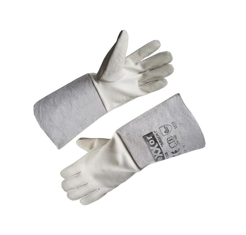 Rękawice spawalnicze TIG TEXOR lico