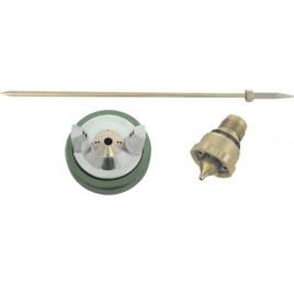 Zestaw dysz STAR S-4000 GREEN HVLP 1.8mm