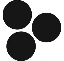 Szkło spawalnicze stopowe okrągłe 50 G6