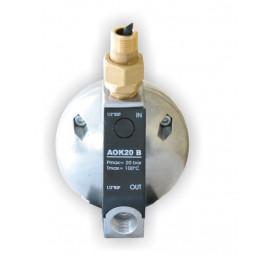 Wyrzutnik kondensatu pływakowy HS20