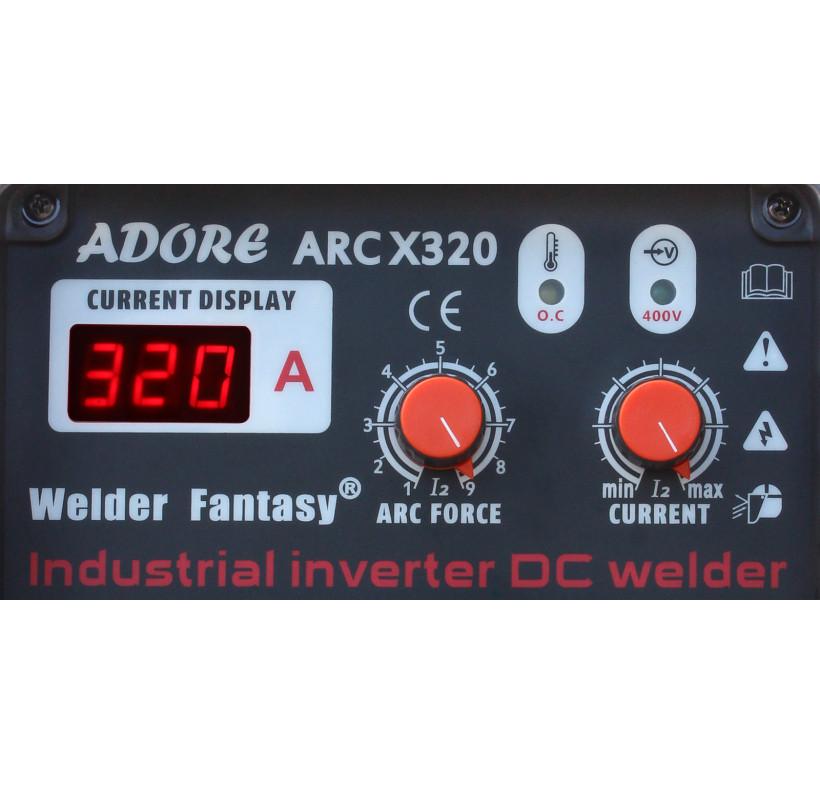 Spawarka ARC MMA ADORE X/320 IGBT Welder Fantasy