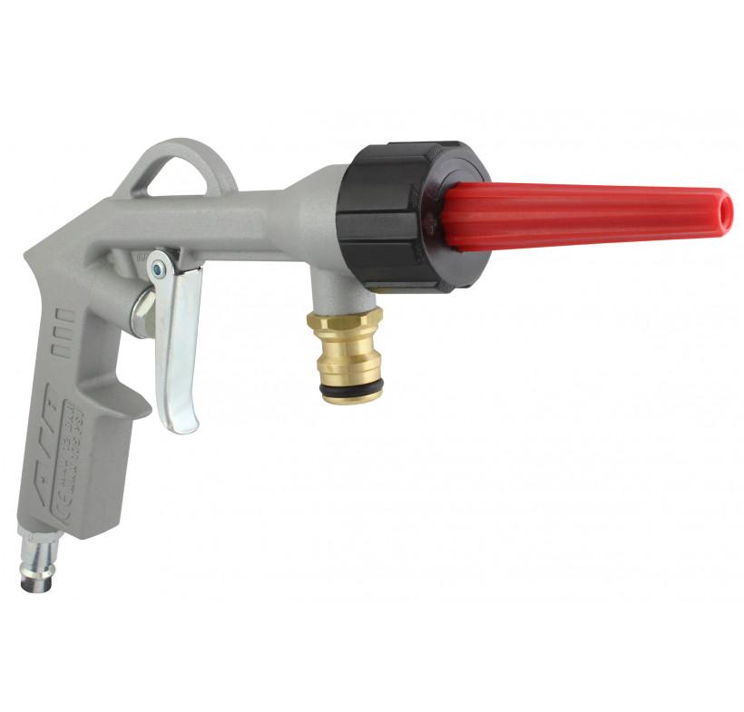 Pistolet do mycia GAV woda + powietrze