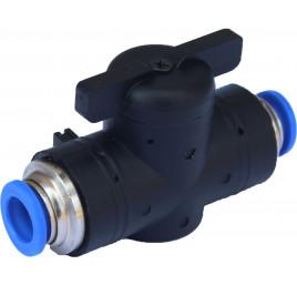 BUC60-1212 zawór kulowy zamykający 12mm