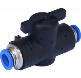 BUC20-0808 zawór zamykający kulowy 8mm