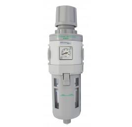 CKD W4000-15G-F1 Filtr+reduktor 5um 1/2' automatyczny spust