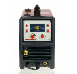 EXPERT MIG 215 LCD MIG/MMA/TIG SYNERGIC ALU - 2