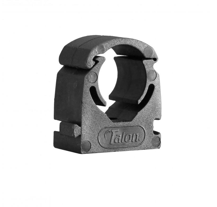 VP- Uchwyt 15mm czarny zapinany obejma