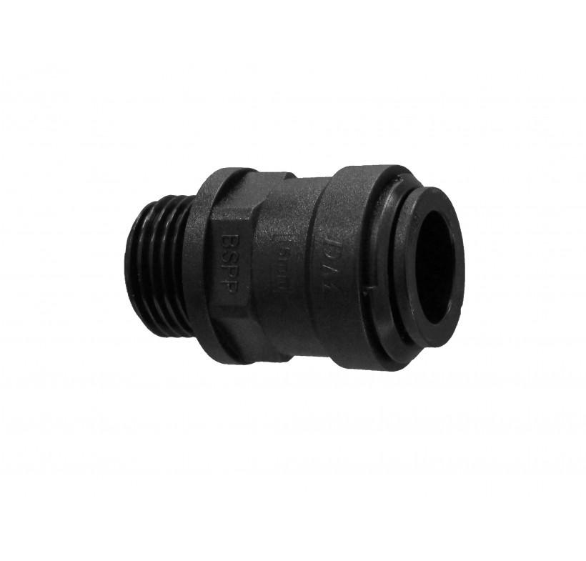 VP- Złączka prosta 15mm -wew 1/2'z BSP