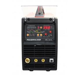 Półautomat spawalniczy inwerterowy 3w1 PULSEMIG 250 250A Welder Fantasy