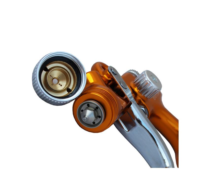 Pistolet lakierniczy STAR MINI SLV EVO-T-106 0.8 mm GOLD