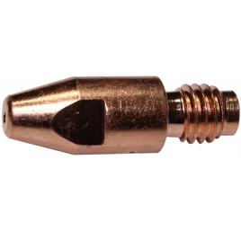 MIG DYSZA PRĄDOWA PARKER 3600/3800/4001/5000, MB36 M8 CU 1.0mm