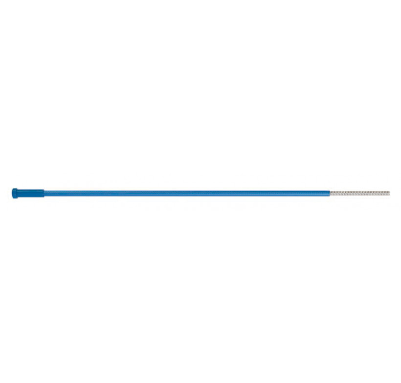 MIG WKŁAD PODAJNIKA STALOWY, SPIRALA PARKER 1500 - 5m 0,6-0,9mm